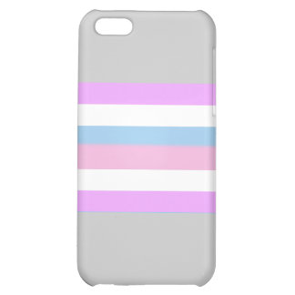 OFFICIAL INTERSEX PRIDE FLAG CASE FOR iPhone 5C