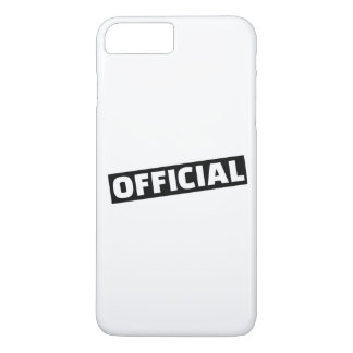 Official iPhone 7 Plus Case