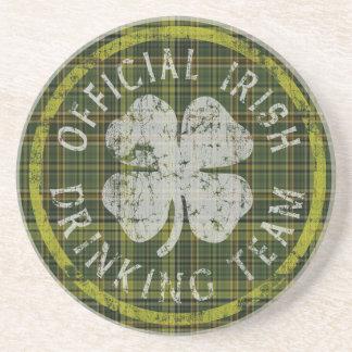 Official Irish Drinking Team Coaster