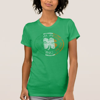 Official Irish Pride Drinking Team T-Shirt