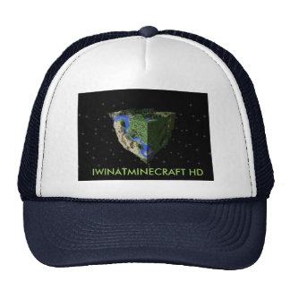 Official IWINATMINECRAFT HD hat