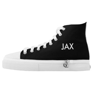 Official JAX brand High Tops