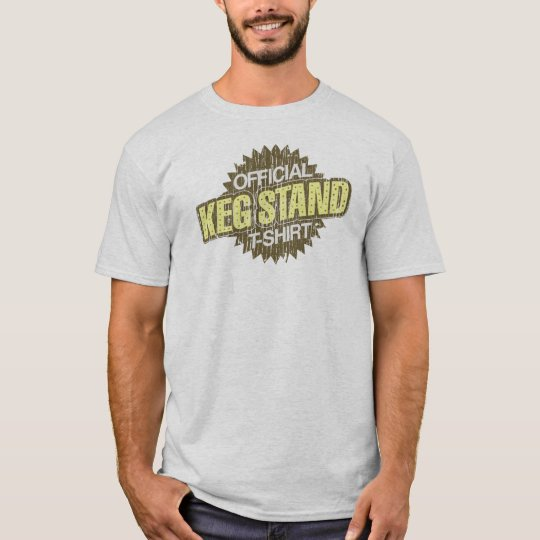 Official Keg Stand T-shirt