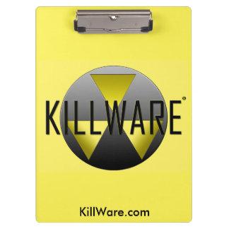 Official KillWare® Klipboard Clipboards