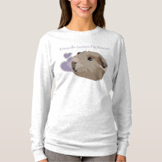 Official Knoxville Guinea Pig Rescue Shirt