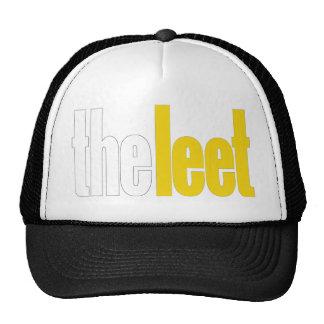 Official Leet merchandise Hats