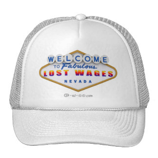 Official Lost Wages Nevada Hat