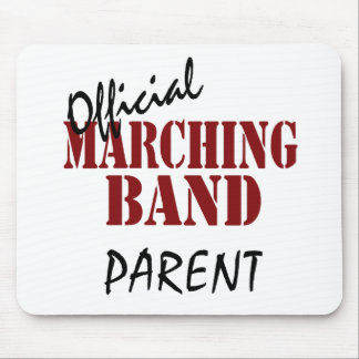 Official Marching Band Parent Mousepad