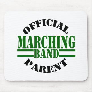 Official Marching Band Parent Mouse Pad