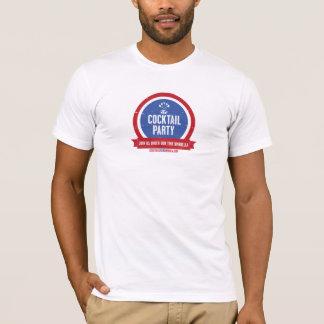 Official Men's Cocktail Party T-Shirt