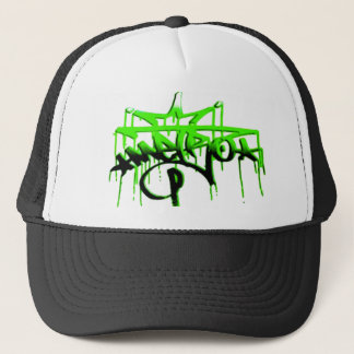 official METRO ONE GRAFFITI LEGEND signature hat