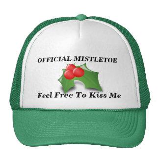 Official Mistletoe Cap