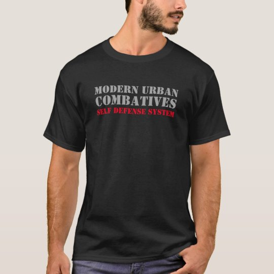 Official Modern Urban Combatives T-shirt