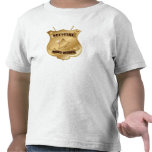 Official Monkey Business Badge T Shirts