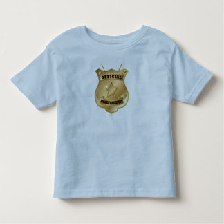 Official Monkey Business Badge T-shirts