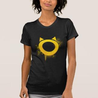 Official MSCSI Cat Logo Garment Tee Shirt