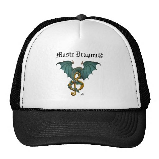 Official Music Dragon Hats