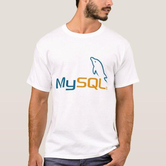 Official MySQL Merch T-Shirt