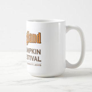 OFFICIAL New England Pumpkin Festival Coffee Mug