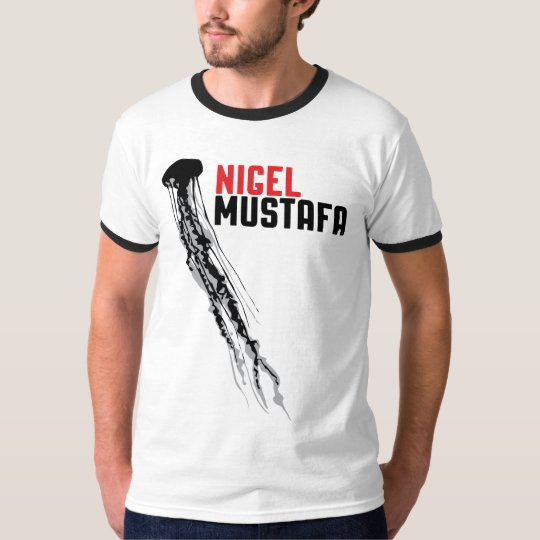 Official Nigel Mustafa Men's T-Shirt