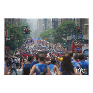 Official NYC Pride Poster