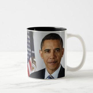Official Obama Inauguration Souvenir Coffee Mug