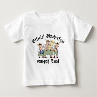 Official Oktoberfest Oom Pah Band T-Shirt