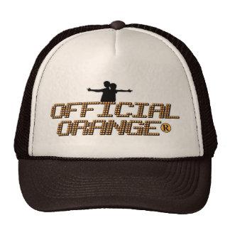 Official Orange Logo Hat