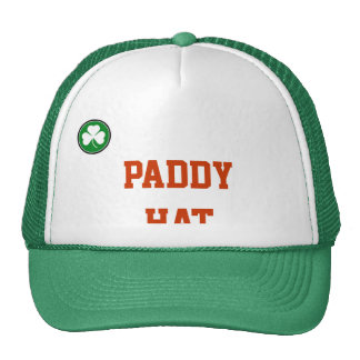 OFFICIAL PADDY HAT