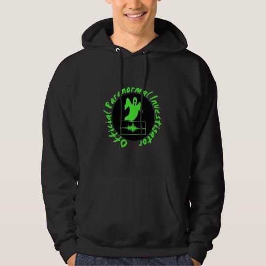Official Paranormal Investigator - Black Hoodie