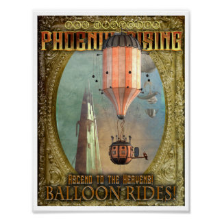 Official Phoenix Rising 2016 Sky Parade Poster 2