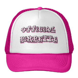Official Pimpette Cap