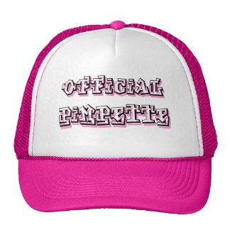 Official Pimpette Hats