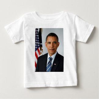 Official Portrait of president Barack Obama Baby T-Shirt