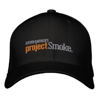 Official Project Smoke Baseball Hat Embroidered Cap
