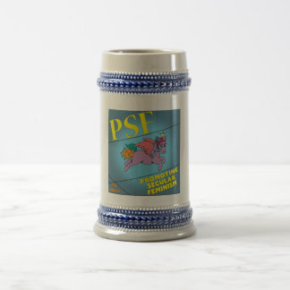 Official PSF Beer Stein