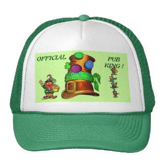 OFFICIAL PUB KING ! TRUCKER HATS