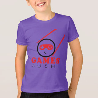 Official Purple Games Sushi Shirt! T-Shirt