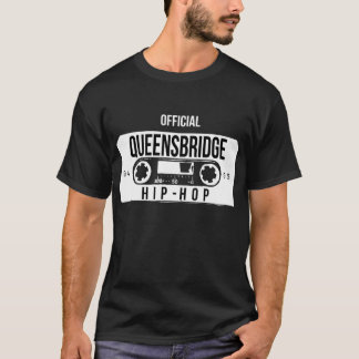 Official Queensbridge Hip-Hop Rap Shirt