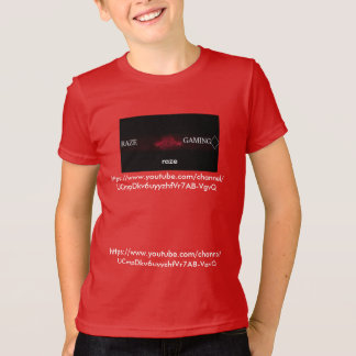 official Raze merch T-Shirt