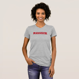 Official Redneck. Funny Tee Shirt.