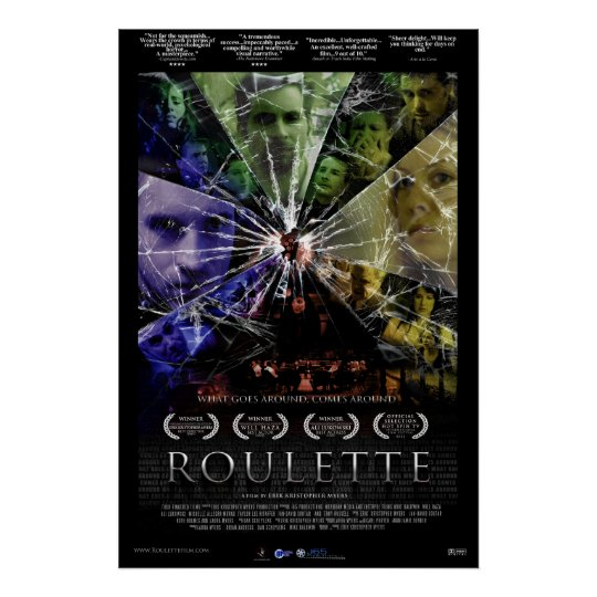Official Roulette Poster