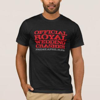 Official Royal Wedding Crasher T-Shirt
