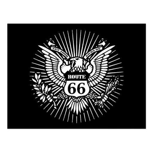 Official Rt. 66 Postcards