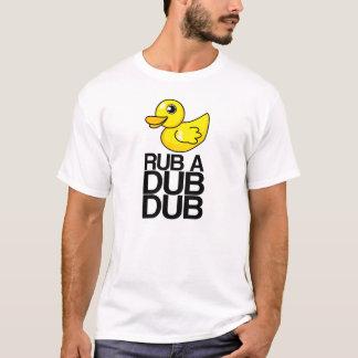 Official RUB A DUB DUB Tee