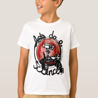 Official @SarcasticRover Logo T-Shirt