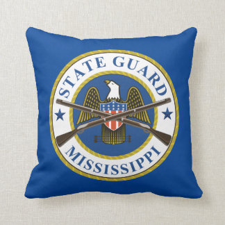Official Seal Throw Pillow