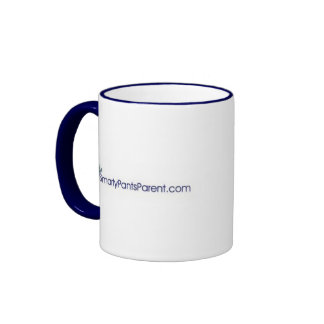 Official SmartyPantsParent com mug