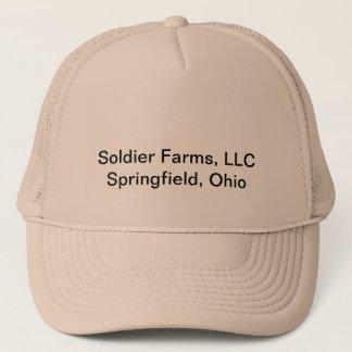 Official Soldier Farms, LLC cap