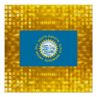 Official South Dakotan Flag
